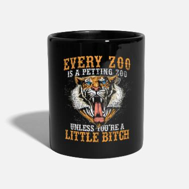 Zoo Animal Zoo Zoo Animal Zoology Zoo Animal Keeper - Mug