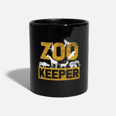 Zoo Animal Zoo animal Zoo Zoo animal keeper - Mug