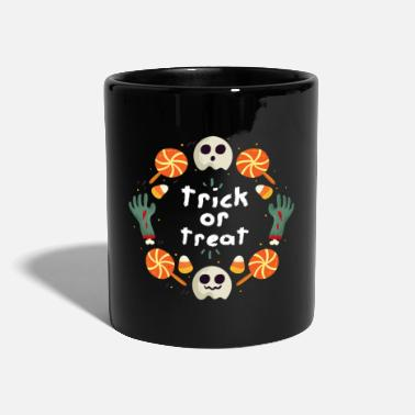 Halloween Trick or Treat / Trick or Treat - Mugg