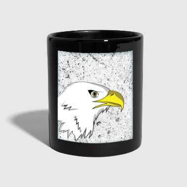 Eagle bird of prey gift - Full Colour Mug