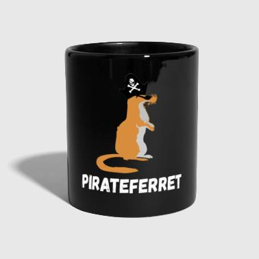 pirateferret - Full Colour Mug