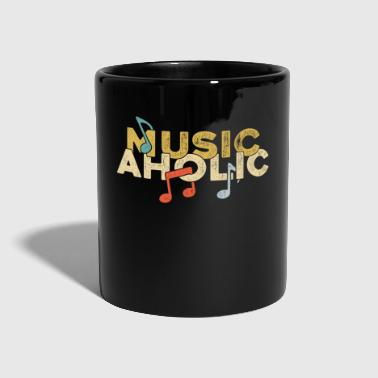 Musicaholic music hollywood music orchestra - Taza de un color