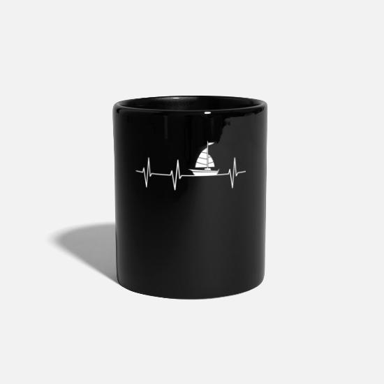 Sailing Mugs & Drinkware - sailing - Mug black