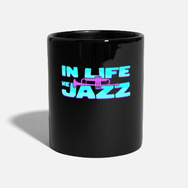 Jazz jazz - Taza de un color