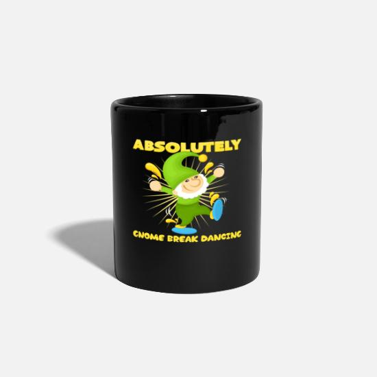 Birthday Mugs & Drinkware - break dancing - Mug black