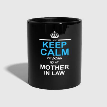 Mother Mother-in-law saying - Full Colour Mug