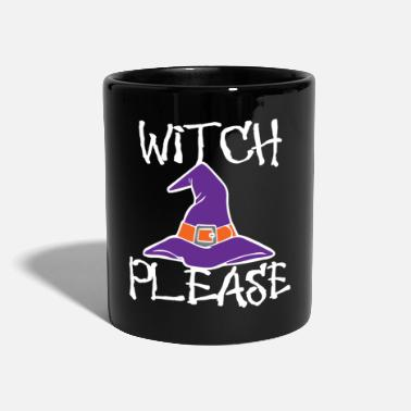Witch Witch Witch Hat Witch Please - Full Colour Mug
