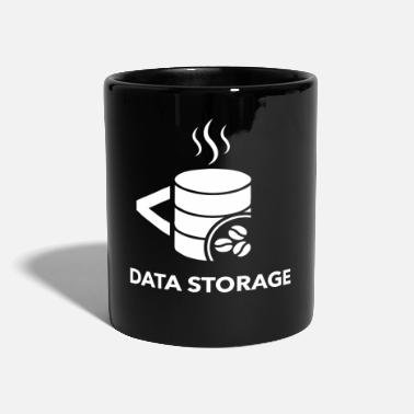 Data data storage - Full Colour Mug