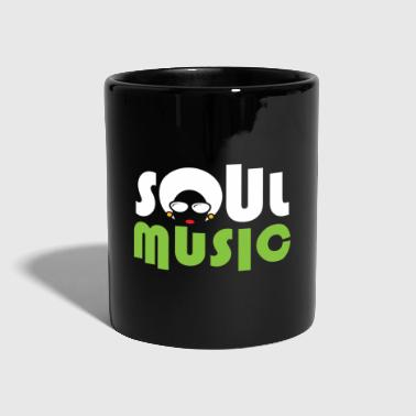 Soul Music Queen choir Christmas - Full Colour Mug