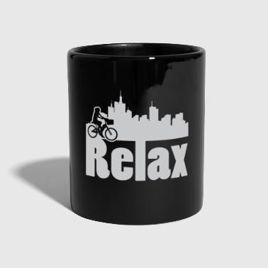 Bicicletas Relax Bicycle Kids Gift Navidad - Taza de un color