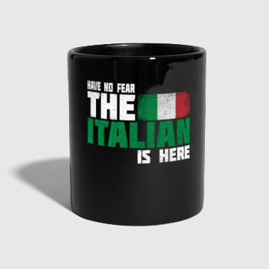 Italy flag flag gift gift idea - Full Colour Mug