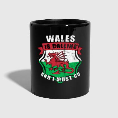 Wales - Full Colour Mug