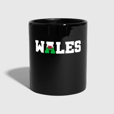 Wales Wales Wales - Full Colour Mug