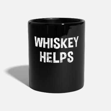 Whisky whisky - Taza de un color
