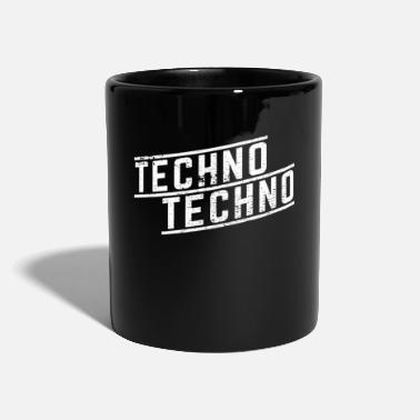 Techno Techno Techno - Full Colour Mug