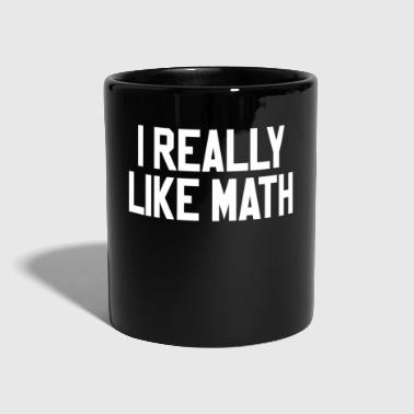 Math math teacher - Full Colour Mug