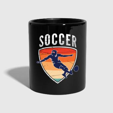 Pitch Soccer - Full Colour Mug