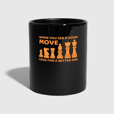 Move move - Full Colour Mug