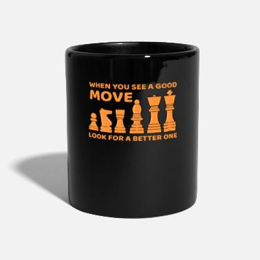Movimiento movimiento - Taza de un color