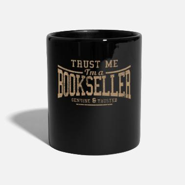 Library Library Library Bookstore - Mug