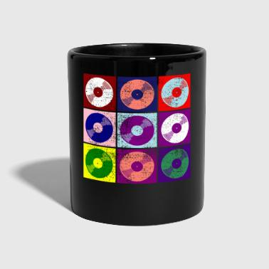 Record records - Full Colour Mug
