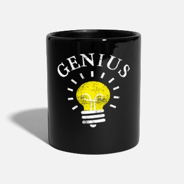 Genius genius - Full Colour Mug