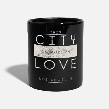 Los Angeles Los Angeles - Tazza monocolore
