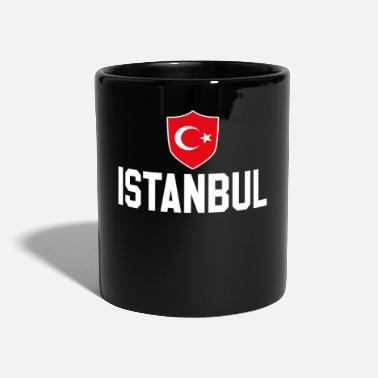 Turkish Turkish flag Istanbul - Mug