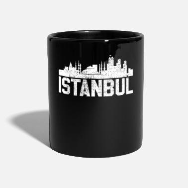 Istanbul Istanbul Istanbul - Tazza monocolore