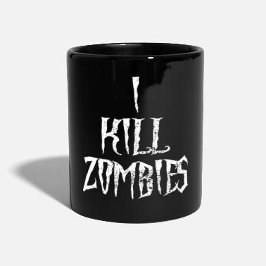 Zombie zombies - Taza de un color