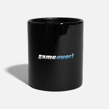 Game Over Game over - Full Colour Mug