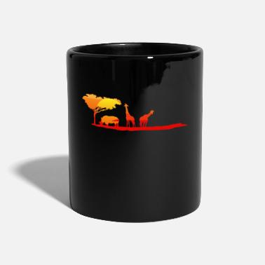 Safari safari - Tazza monocolore