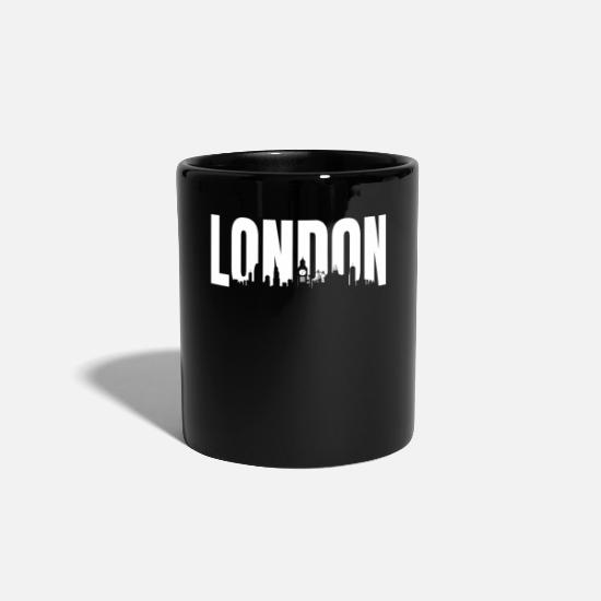 Big Ben Mugs & Drinkware - London - Mug black
