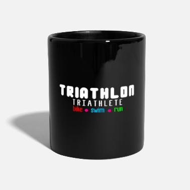 Competitive Sports Triathlon competitive sport - Mug