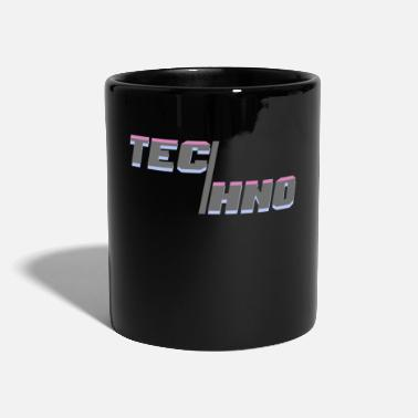 Techno Techno Techno Techno - Full Colour Mug