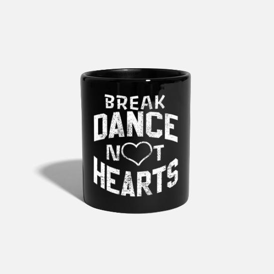 Rap Mugs & Drinkware - Break Dance Hip Hop - Mug black