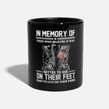 In memory of those who believed - Mug