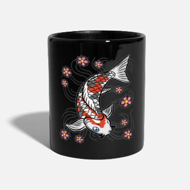 Koi Abstract koi - Full Colour Mug