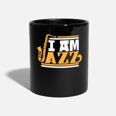 Jazz Yo soy jazz - Taza de un color