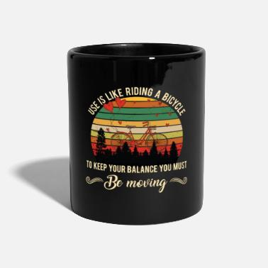 Mountain Bike Biking bicycle - Full Colour Mug