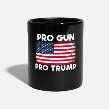 Pro Pro Gun Pro Trump Gift - Full Colour Mug