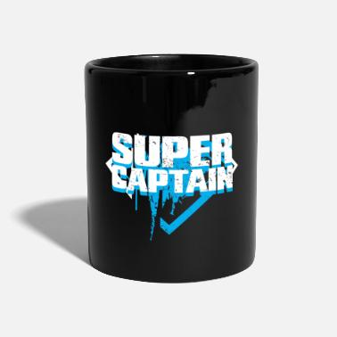 Captain captain - Full Colour Mug