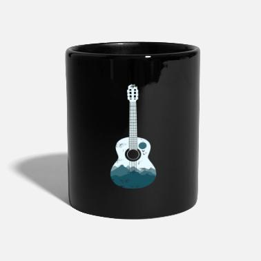 Birthday &amp Guitar art christmas gift kids idea - Mug