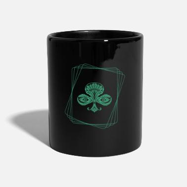 Jack Cross Poker - Taza de un color
