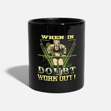 Workout Workout - Tasse
