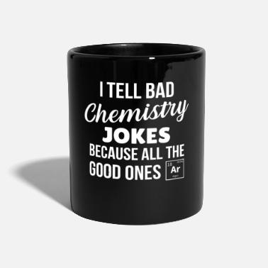Reaction Chemistry joke - Mug