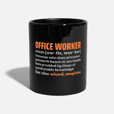 Office Office worker Office clerk Office clerk - Mug
