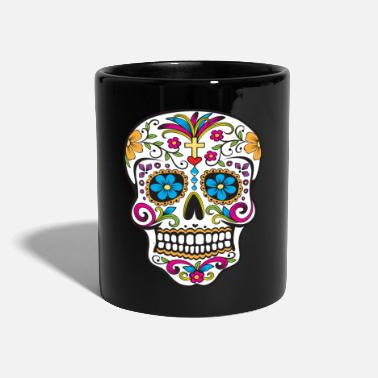 Day Sugar Skull Day of the Dead - Mok