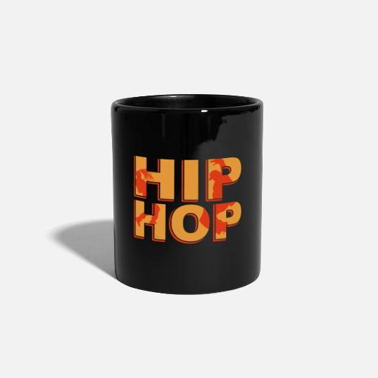 Birthday Mugs & Drinkware - hip hop - Mug black