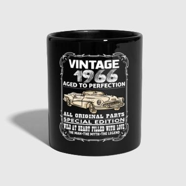 VINTAGE 1966-AGED TO PERFECTION - Full Colour Mug